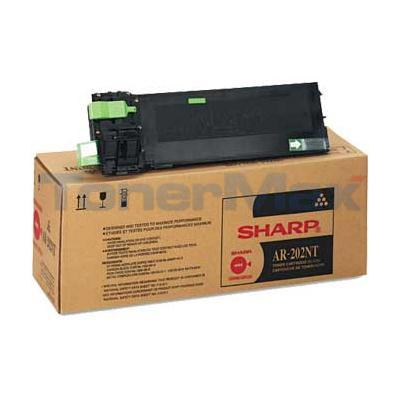 SHARP AR-162 TONER CARTRIDGE BLACK